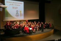 Koncert 70 let (Ostrava, 2015)